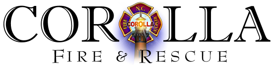 Corolla Fire and Rescue Squad Tee Shirts
