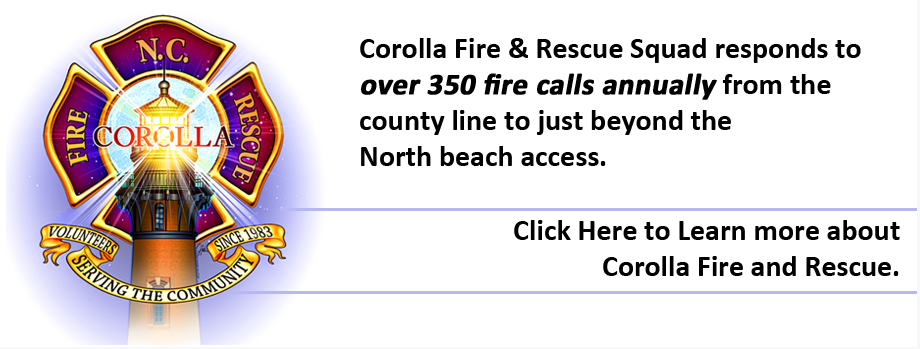 Learn About Corolla Fire and Rescue